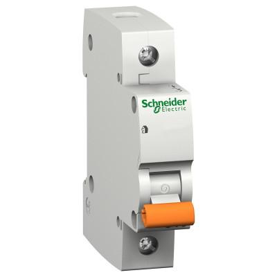 Автоматичний вимикач  ВА63 1П 20A C 11204