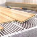 Плівковий підігрів підлоги