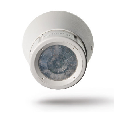 Пассивные инфракрасные детекторы движения Finder 1 NO 10 A, датчик движения, монтаж потолочный скрытый, IP40