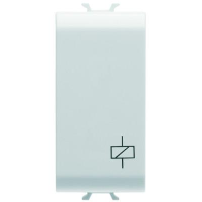 Імпульсне реле 230В АС 50/60Гц 1P 1Н.З./Н.В. 10A(AC1)/2A(AC15)250V ac 1 модуль колір - Білий Серія Chorus