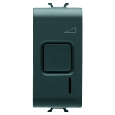 230V ac 50/60Гц навантаження резистивне 60-500Вт/індуктивне 60-500VA 1 модуль