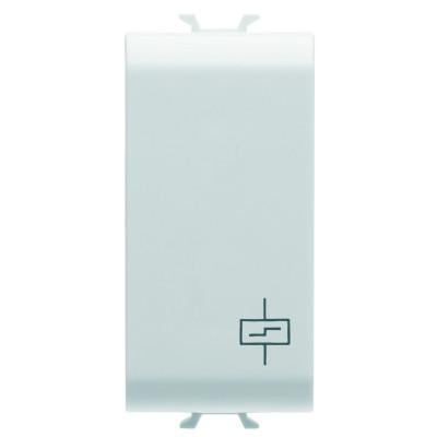 Імпульсне реле 230В АС 50 / 60Гц  1 модуль колір - Білий Серія Chorus