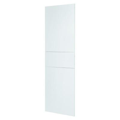 Domo Center Лицьова панель без дверцят Підйомна колона  з металу колір - Білий (RAL9003)