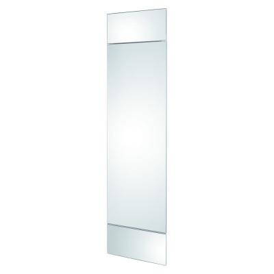 Domo Center дверцята з 2 панелями дзеркальне оздоблення