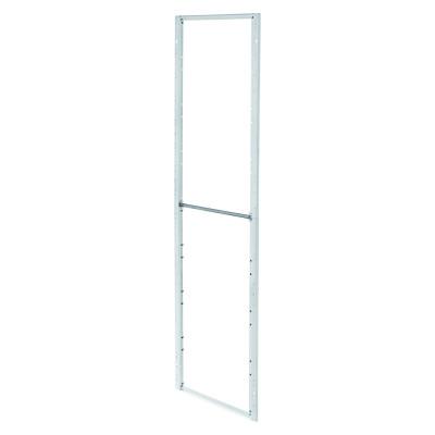 Domo Center рама h.2400 з металу колір - Білий (RAL9003)