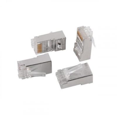 ITK Роз`єм RJ-45 FTP для кабелю кат.6