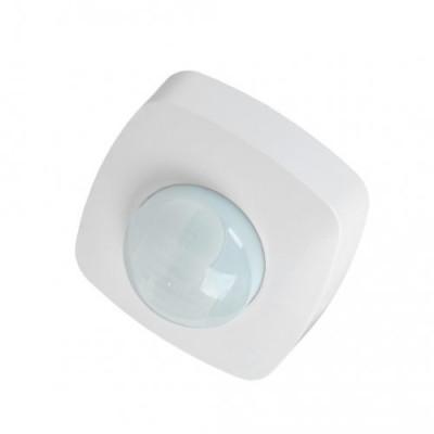 Датчик движения ДД 022 2000 Вт, 360°, 4мх20м, IP20 IEK белый