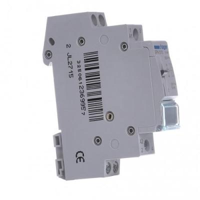 Імпульсне реле 16А, Hager EPN515 (1но+1нз) 230V AC /110 V DC 3500W