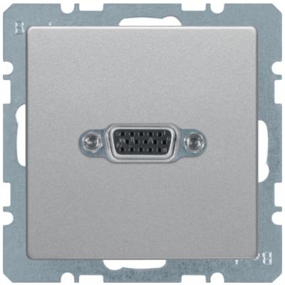 VGA-розетка, алюміній, «Q.1»/«Q.3»/«Q7» 3315406084