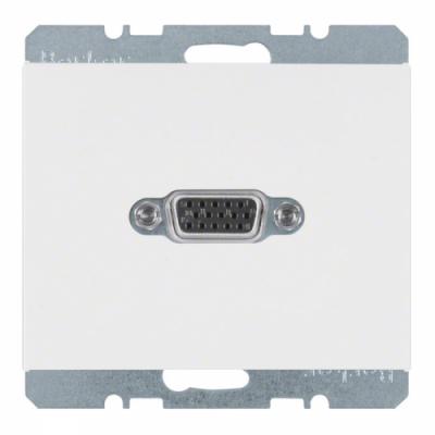 VGA-розетка, полярна білизна, «K.1» 3315407009