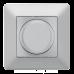Valena LIFE Світлорегулятор із захистом, алюміній