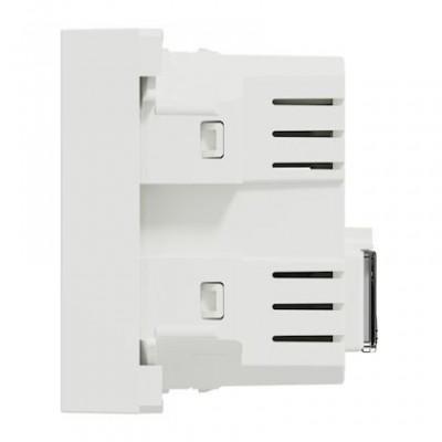 Wifi ретранслятор, Unica New NU360518, білий