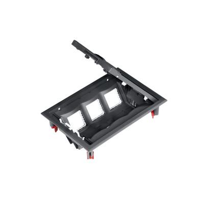 6X модульний підлоговий лючок ETK44112
