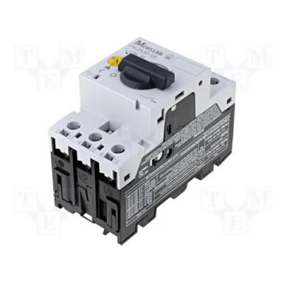 Автомат захисту двигуна 3-п Moeller PKZM 0 1,6