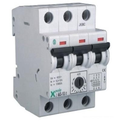 Автомат захисту двигуна 3-п Moeller Z-MS 1,6А