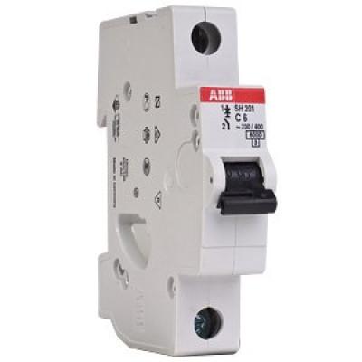 Автоматичний вимикач Abb «Compact Home» 1-фазний 10 Ампер, тип-«B»