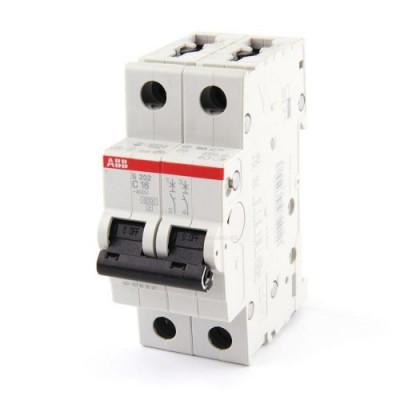 Автоматичний вимикач ABB S202 B6 A