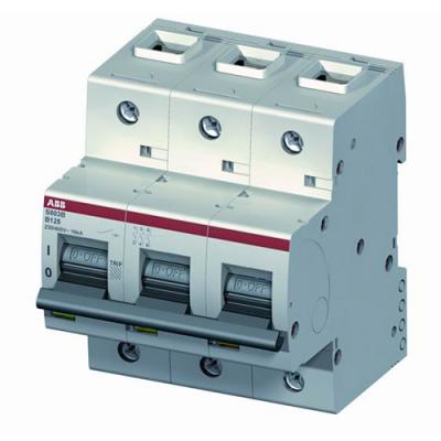 Автоматичний вимикач Abb «S803N 36kA» 125 Aмпер, тип «C»