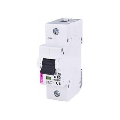 Автоматичний вимикач ETI ETIMAT 10 1p D 100А (15 kA)