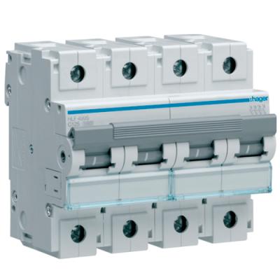 Автоматичний вимикач 4-тактовий HAGER 80 Ампер,3ф з 10 кА
