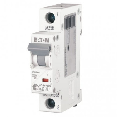 Автоматичний вимикач 1-п EATON xPole Home HL-B32/1
