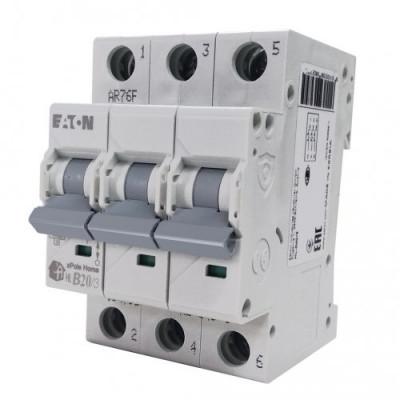 Автоматичний вимикач 3-п EATON xPole Home HL-B20/3